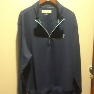 NWOT Donald Ross performance pullover